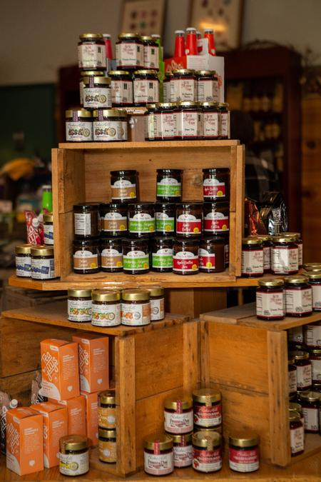 Pine Hill Orchards Jams