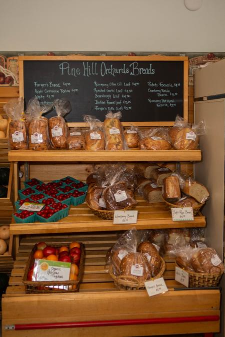 Pine Hill Orchards Breads