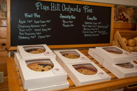 Pine Hill Orchards Pies