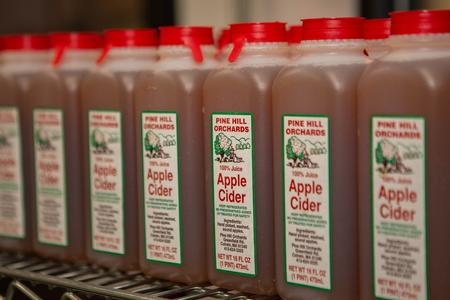 Pine Hill Orchards Ciders